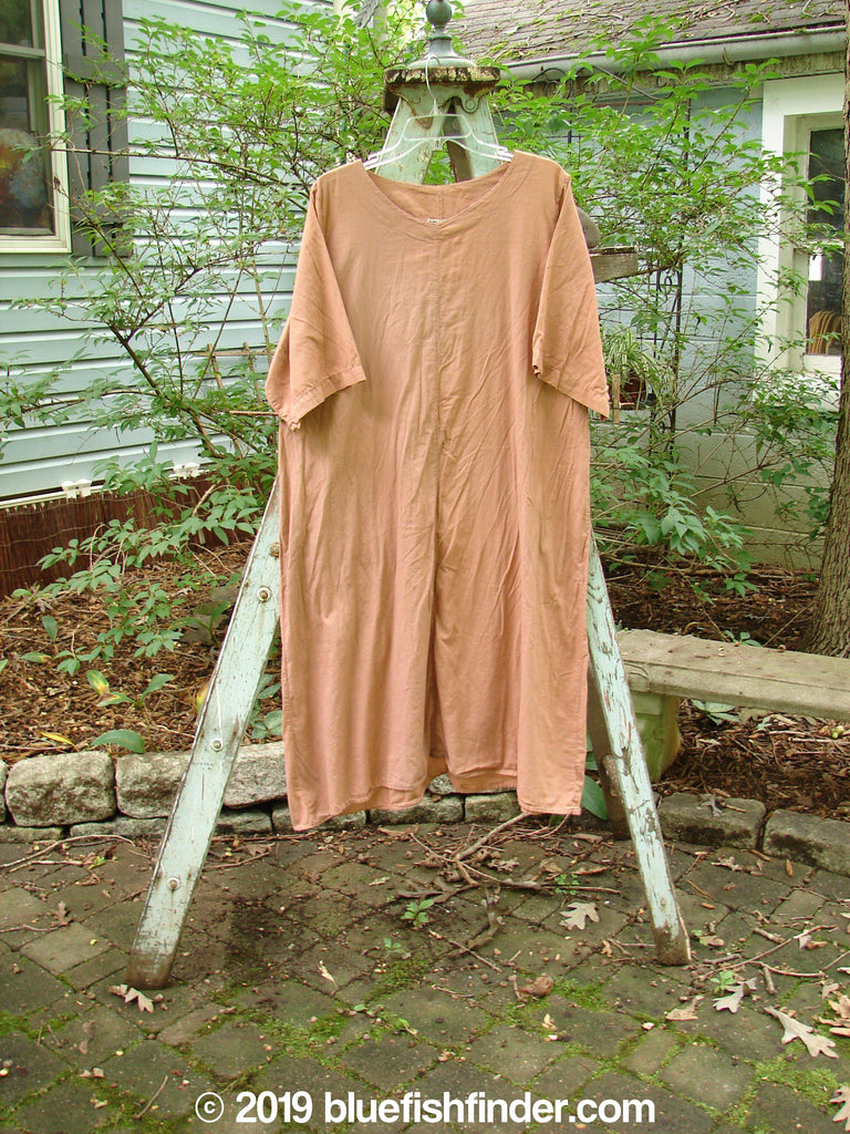 Vintage Blue Fish Clothing Barclay Batiste A Lined Dress Dusty Rose Size 2- Bluefishfinder.com