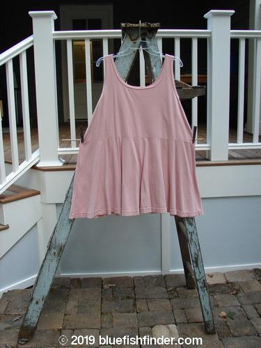 Vintage Blue Fish Clothing 1995 Patio Rose Dress Unpainted Patio Rose OSFA- Bluefishfinder.com