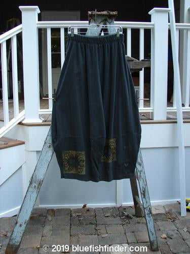 Vintage Blue Fish Clothing 1993 4 Square Skirt Wild Sun Black Sand Size 2- Bluefishfinder.com
