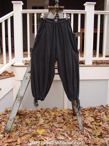 Vintage Blue Fish Clothing 1999 Ribbon Pant Raven Size 2- Bluefishfinder.com
