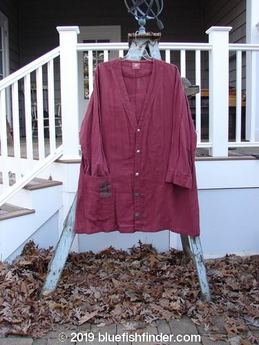 Vintage Blue Fish Clothing 2000 Griffin Coat Frida Loam Size 2- Bluefishfinder.com