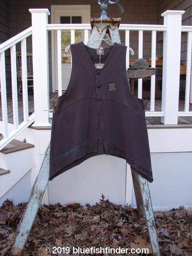 Vintage Blue Fish Clothing 2000 NWT Endinburg Vest Celtic A Peat Size 1- Bluefishfinder.com