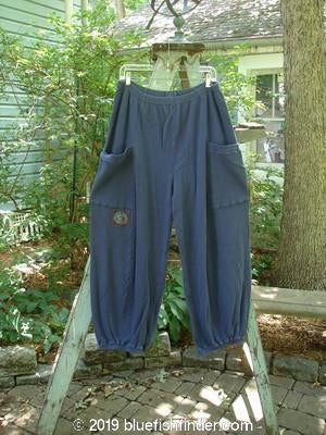 Vintage Blue Fish Clothing Barclay Patched Thermal Honalee Pant Tiny Acorn Azula Size 2- Bluefishfinder.com