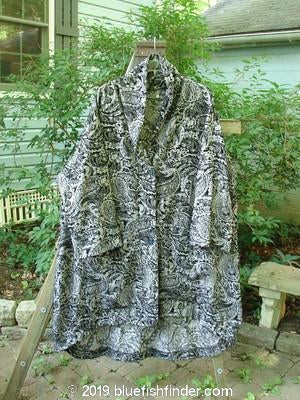 Vintage Blue Fish Clothing Barclay Tapestry Coat Paisley Size 1- Bluefishfinder.com