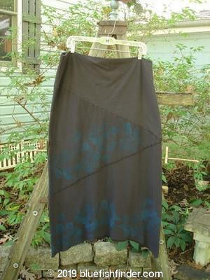 Vintage Blue Fish Clothing Barclay Thermal Panel Diagonal Skirt Petal Bark Size 2- Bluefishfinder.com