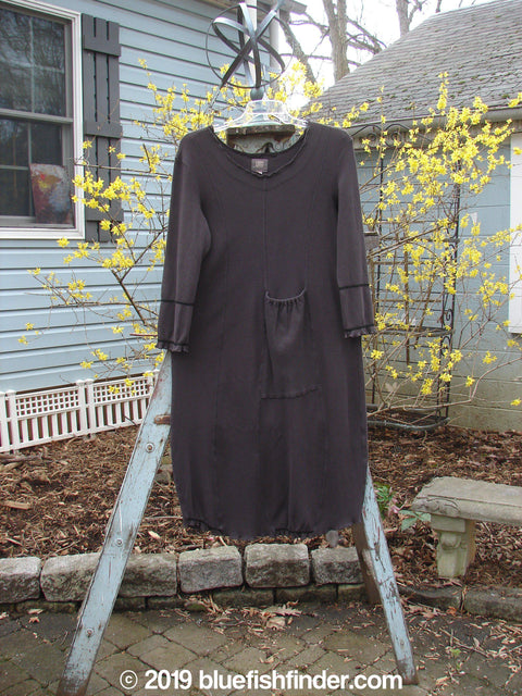 Vintage Blue Fish Clothing 2000 Thermal Brann Dress Brum Size 1- Bluefishfinder.com