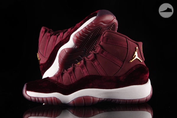 2016 Air Jordan XI Red Velvet's GG