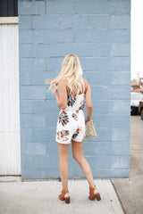 Dakota Wrap Romper