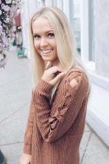 Hallie Sweater Dress