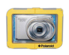 Polaroid Dive-Rated Waterproof Camera Housing For Poinyt And Shoot Digital Cameras