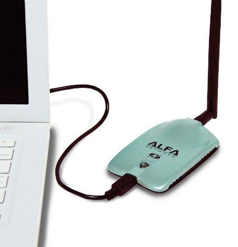 Alfa Awuso36Nh Usb Wireless G / N Long-Rang Wifi Network Adapter