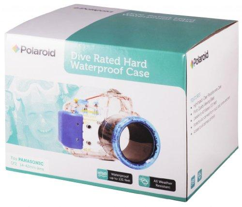 Polaroid Waterproof Case For The Canon Powershot G1 X Digital Camera