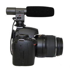 Polaroid Professional Grade Digital Slr And Camcorder Microphone