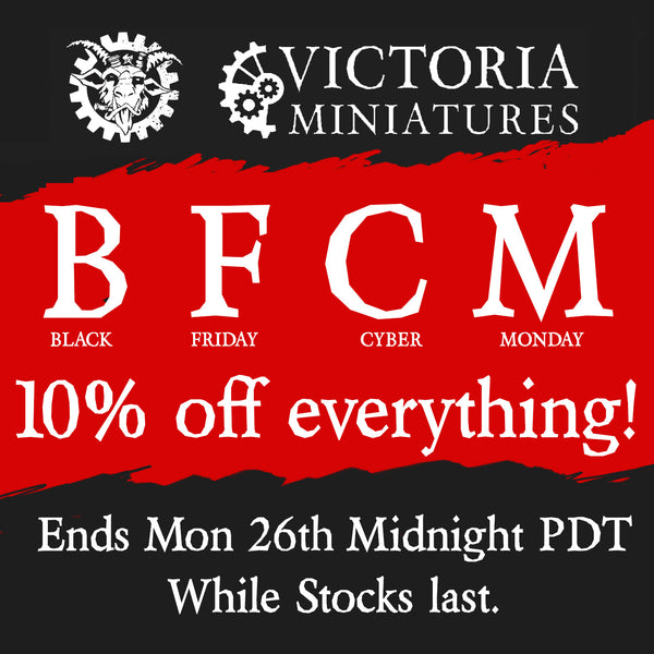 10% Off Everything. Black Friday, Cyber Monday sale now Live.