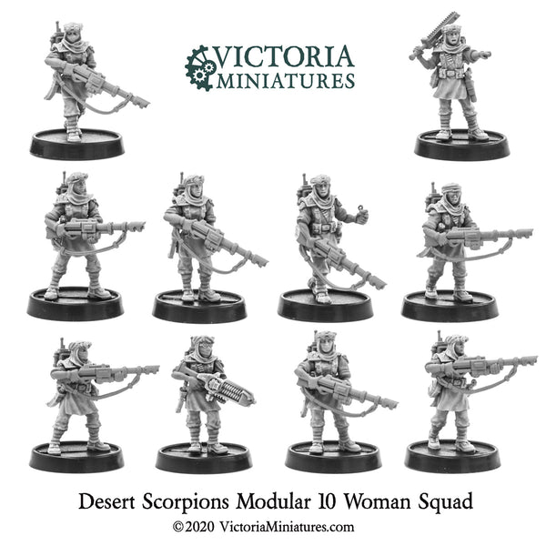 Female Desert Scorpions Now Shipping!