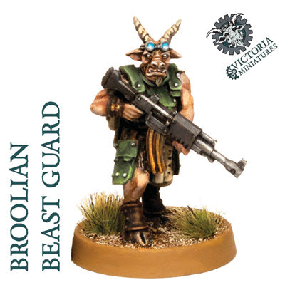 Broolian Beast Guard