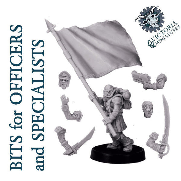Conversion Bits for Officers and Specialists