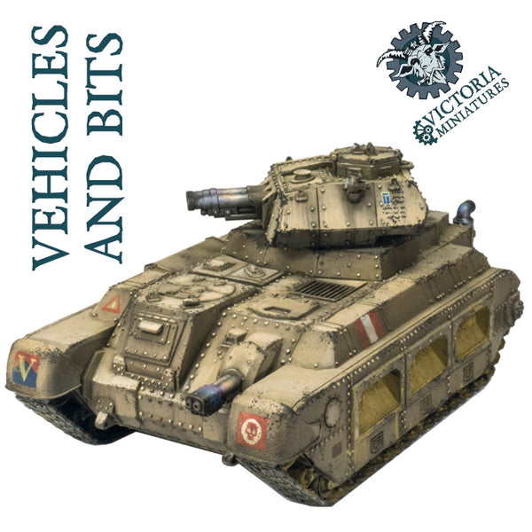 Vehicles and Bits