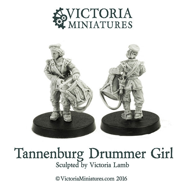 Tannenburg Drummer Girl