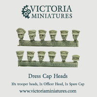 Dress Cap Heads