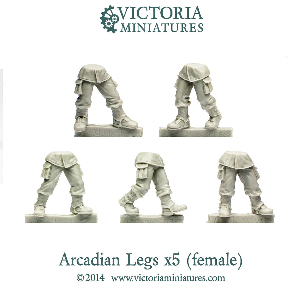Arcadian Legs (Female)