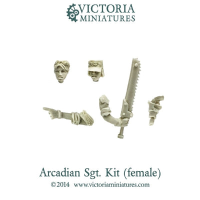 Arcadian Sgt. Kit (Female)