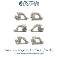Arcadian Legs Kneeling (female)