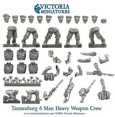 Tannenburg Heavy Weapons Crew