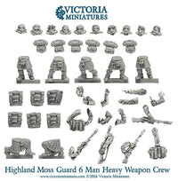 Highland Moss Guard Heavy Weapons Crew