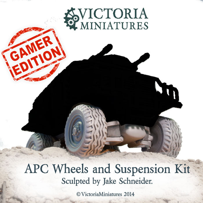 APC Wheel and Suspension Kit. Gamer Edition