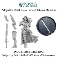 2020 AdeptiCon Limited Edition, Inquisitor Sister Joan