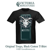 Original Torgo Black T-Shirt