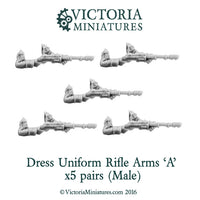 Dress Uniform Firing Line Arms (Male)