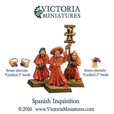 Spanish Inquisition.