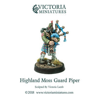Highland Moss Guard Piper