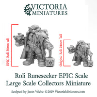 Roli Runeseeker EPIC Large Scale Collector's Mini