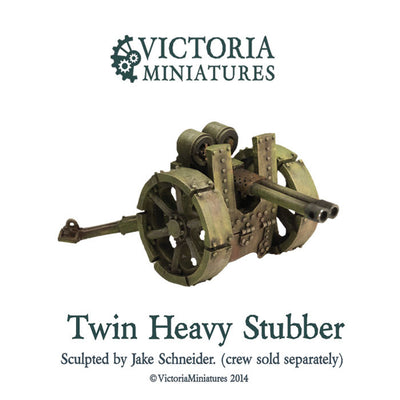 Heavy Twin Stubber