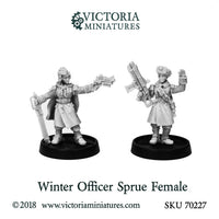 Winter Officer Sprue female