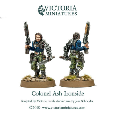 Colonel Ash Ironside