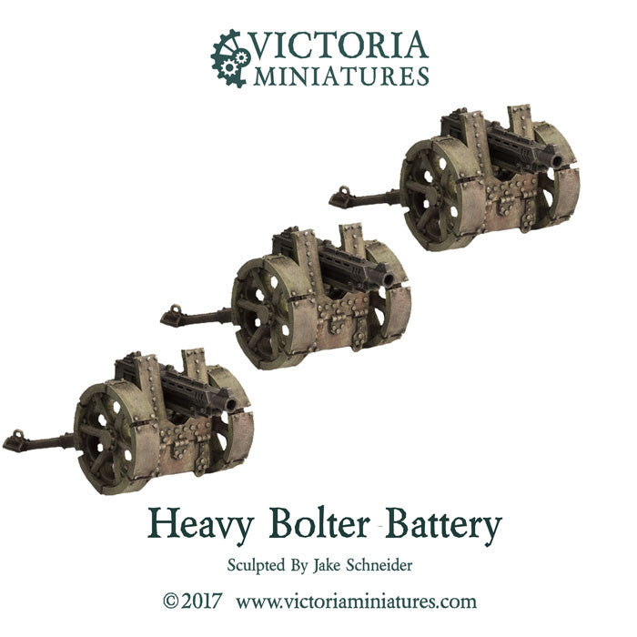 Bolter Battery (heavy bolterx3)