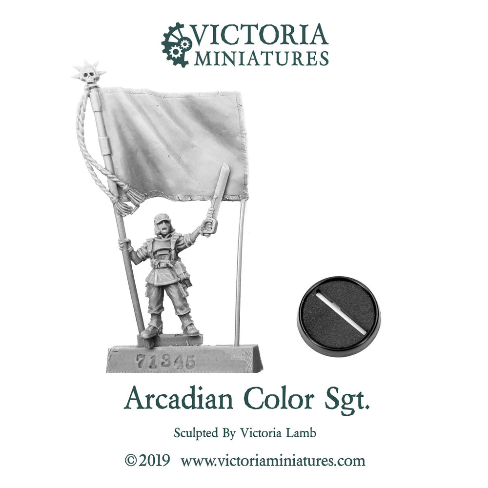 Arcadian Color Sgt.