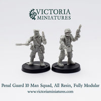 Penal Guard Custodian Conversion Kit (male)