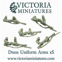Dress Uniform Arms (Male)