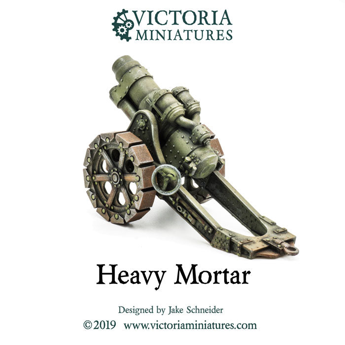 Heavy Mortar Battery (standard size)