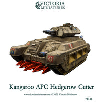 Kangaroo APC Hedgerow Cutter
