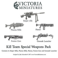 Kill Team Special Weapons Pack