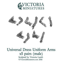 Universal Dress Uniform Rifle Arms (Male)