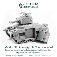 Matilda 'Boss' Battle Tank