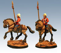 10 Man Rough Rider Conversion Kit (Resin)
