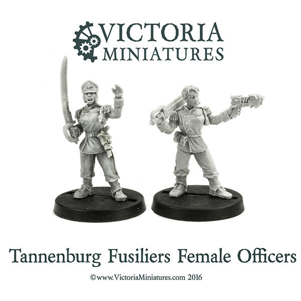 Tannenburg Officer Sprue (female)